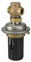 Регулятор перепада давлений моноблочный DANFOSS DPR PN25 фланцевый для обратного трубопровода