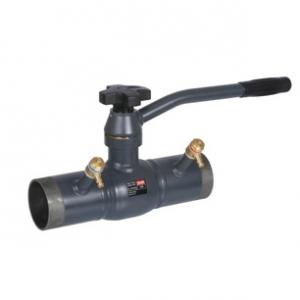 Кран запорно-регулирующий приварной Danfoss JIP BaBV - WW Ду-150 Ру25 арт.065N9510 фото 1