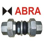 Гибкая вставка ABRA серии EJS30, PN10, резьбовая, Траб.=95° C, Тмакс.=110° C