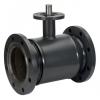 Кран шаровый стальной фланцевый JiP Premium FF под электропривод Ду-125 Ру-25 арт. 065N0347 фото 2