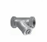 Фильтр сетчатый Danfoss Y666 с пробкой, Ду-40 Ру40 арт. 149B5277