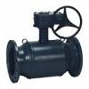 Кран шаровый стальной фланцевый JiP/G Premium FF с редуктором Ду-350 Ру-25 арт. 065N0371G фото 2
