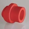 Седло вварное полипропиленовое ПП НГ (AntiFire) Дн-110-40 фото 2