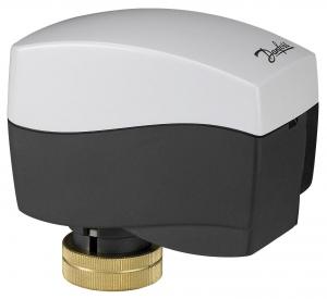Электропривод AMV редукторный с импульсным управлением 3-х позиционный фото 1