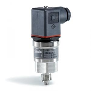 Преобразователь давления MBS 1700, 0-6 бар, 4-20 мА, G 1/4 арт. 060G6100 фото 1