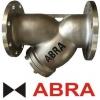 Фильтр сетчатый ABRA серии YF3000 PN16, нерж. AISI316, фланцевый фото 2