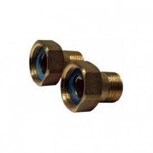 Комплект фитингов Ду15 для обратного клапана 223 арт. 003H6902 фото 1