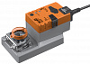 Электропривод для воздушных заслонок BELIMO серии NMQ... 8 Нм 4 сек