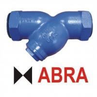 Фильтр сетчатый ABRA серии YS3016 PN16, чугунный, муфтовый