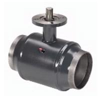 Кран шаровый стальной приварной JiP Premium WW под электропривод Ду-100 Ру-25 арт. 065N0142 фото 1
