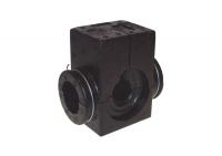 Теплоизоляция CDT/CNT Ду 25 Tmax 120 C арт. 003L8172
