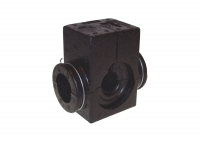 Теплоизоляция CDT/CNT Ду 40 Tmax 120 C арт. 003L8139