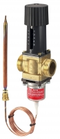 Регулятор температуры моноблочный DANFOSS AVTB PN16