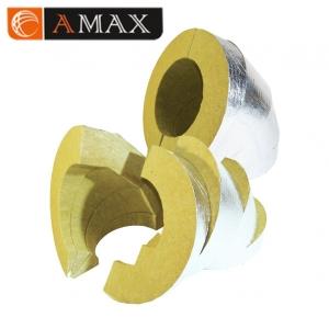 Отвод теплоизоляционные в оболочке из нержавеющей стали  D25x30 мм фото 1