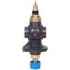 Клапан балансировочный AQT комбинированный чугунный c измерительными ниппелями фото 2