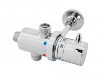 """Смесительный клапан термостатический Ду-15 (1/2"""") арт. 6990860"""