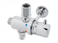 """Смесительный клапан термостатический Ду-20 (3/4"""") арт. 6201320"""