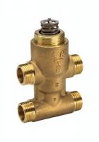 Клапан регулирующий Danfoss VZ 4; Ду 15; Kvs 0,25 065Z5510