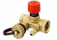 Ручной балансировочный клапан Danfoss MNT с внутренней резьбой DN 15 003Z2331, 003Z2131