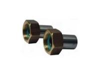 Комплект фитингов под приварку Ду25 для обратного клапана 223 арт. 003H6910
