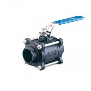 Кран шаровый полнопроходной Danfoss X3444B SOCLA Ду-  8 Py63 арт.149B6052B фото 1